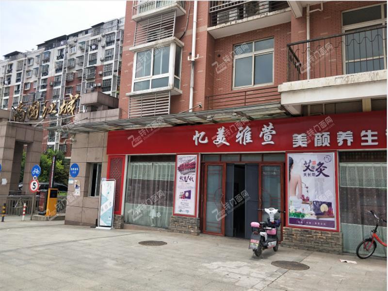 N汉南城区商业街小区口多年美容院出租,行业不限