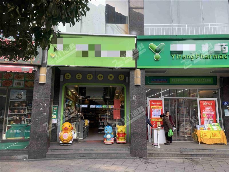 低价急转大型高档成熟社区88㎡品牌母婴店(可空转)