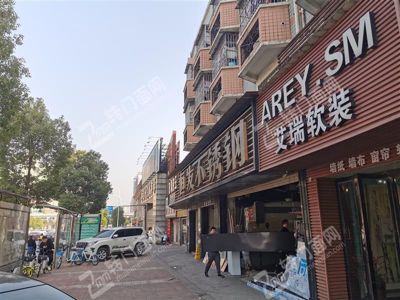 急出租成熟市场口60平临街公交站旺铺
