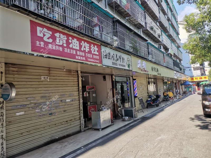 急转杨帆网红夜市80平米小吃餐饮旺铺