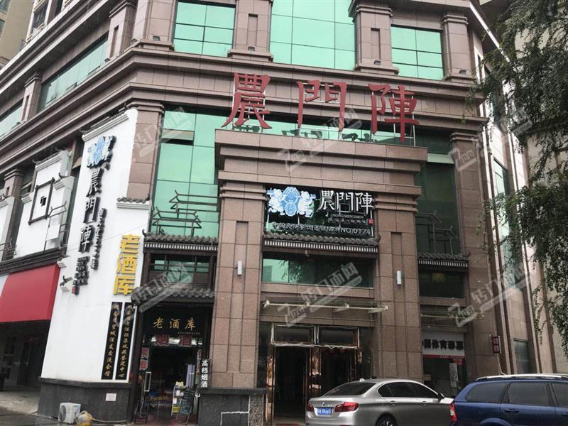 望城区1050平大型饭店优价转让
