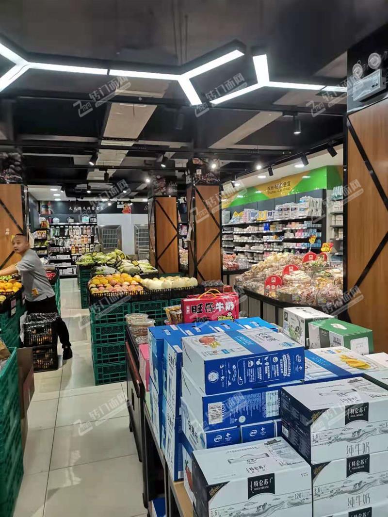 急转市政府营业额5000+生活超市便利店